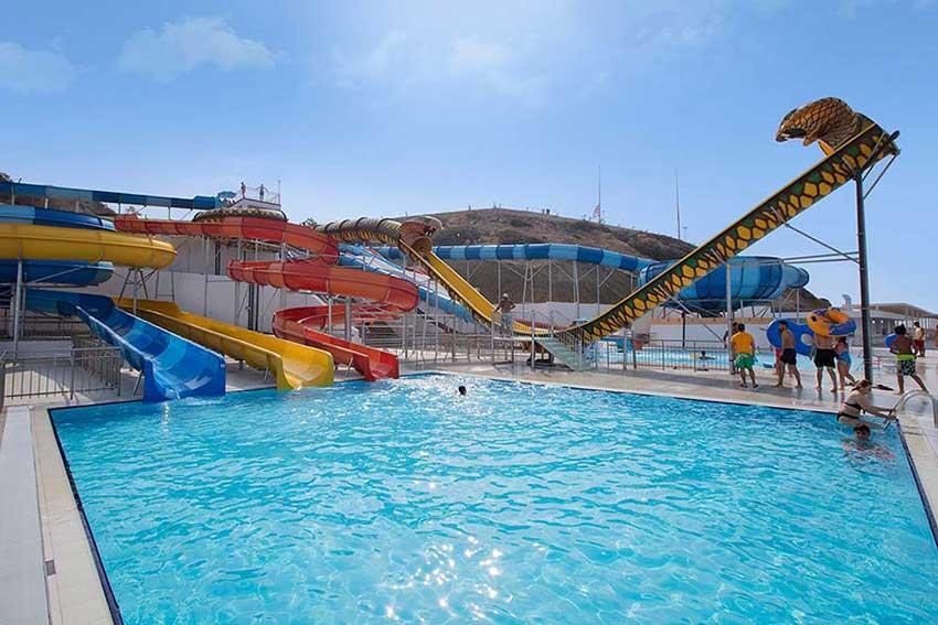 Acapulco beach club spa resort hotel kyrenia north cyprus for Abana salon reviews