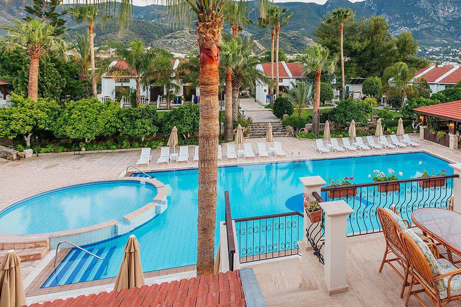 Almond Holiday Village - Kyrenia, North Cyprus