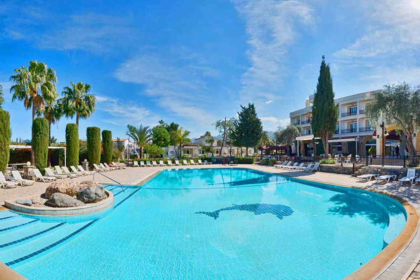 Altinkaya Holiday Resort - Kyrenia, Northern Cyprus