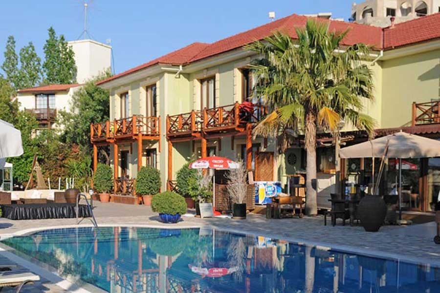 Bella view boutique hotel kyrenia northern cyprus for Boutique hotels cyprus
