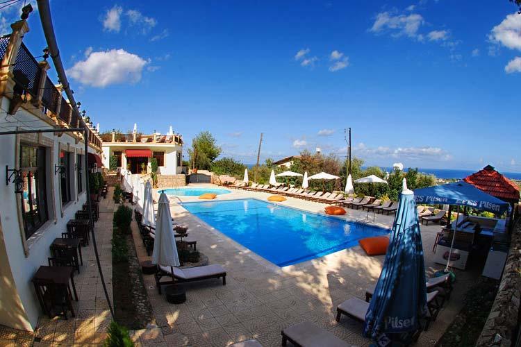 Bellapais monastery village kyrenia cyprus north cyprus for Boutique hotels cyprus