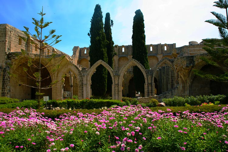 Bellapais Abbey - Kyrenia, North Cyprus