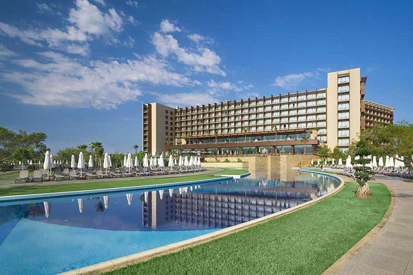 Concorde Luxury Resort Hotel Cyprus - Famagusta, North Cyprus