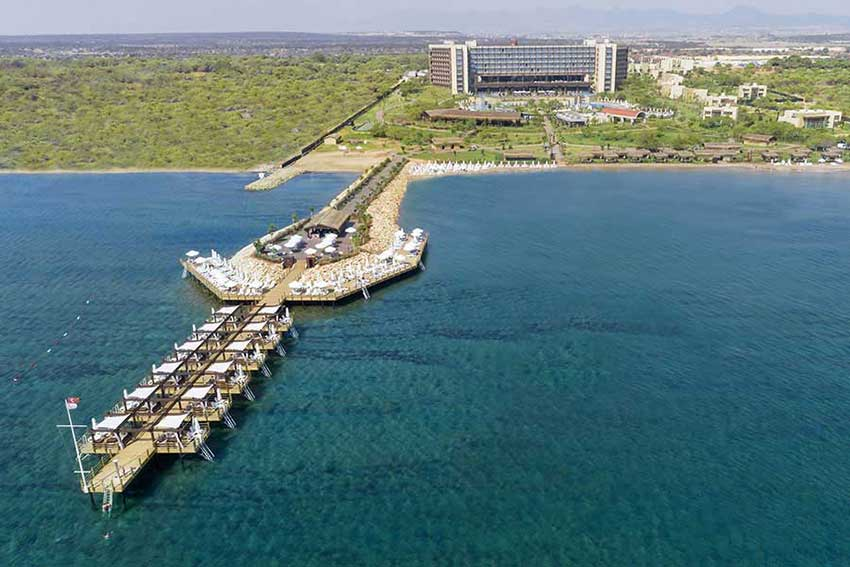 concorde luxury resort & casino cyprus booking