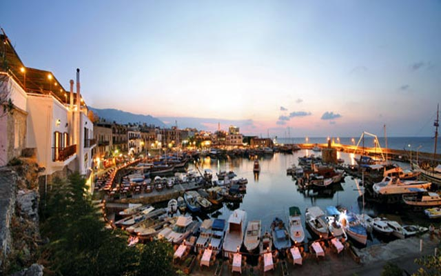 Kyrenia Harbour Restaurants