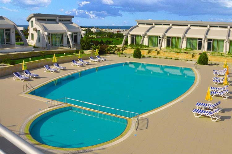 Fairmont Holiday Village - Kyrenia North Cyprus