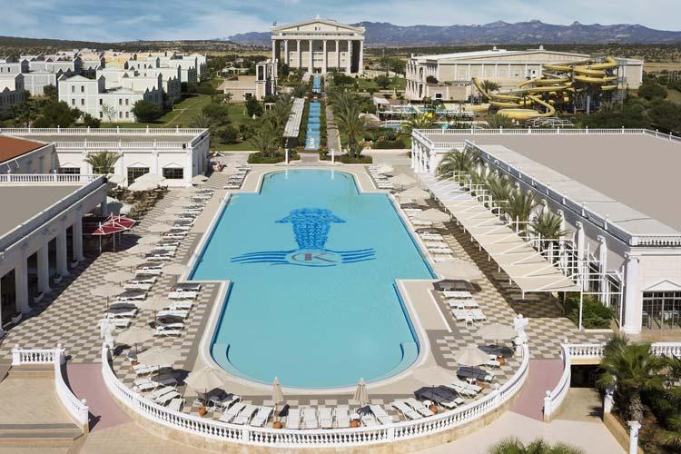 Kaya Artemis Resort Hotel Bafra Famagusta North Cyprus