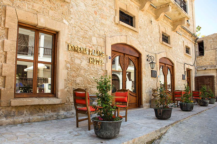 Kyrenia Palace Boutique Hotel - North Cyprus