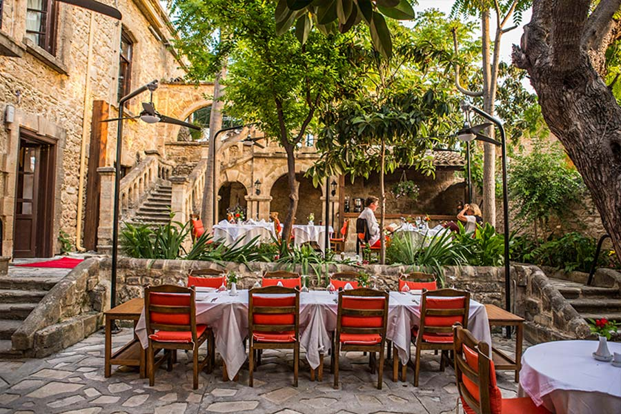 Kyrenia palace boutique hotel north cyprus for Boutique hotels cyprus