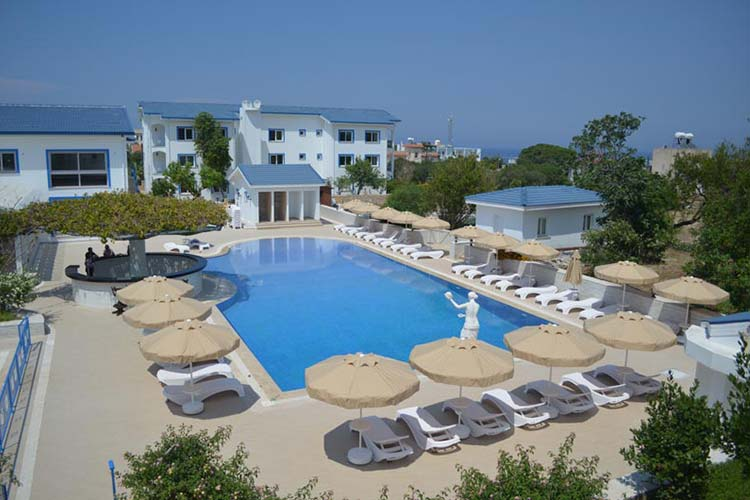 Leton Aphrodite Hotel – Kyrenia, North Cyprus