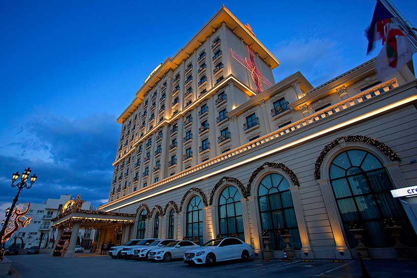 Lord S Palace Hotel Kyrenia North Cyprus