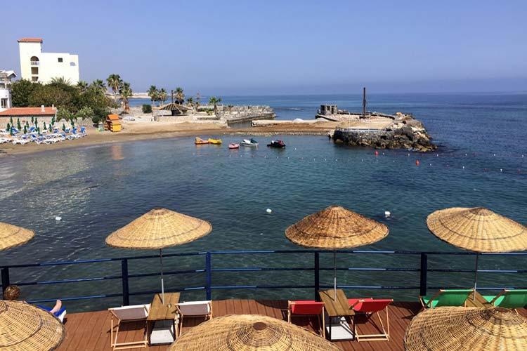 Manolya Hotel Lapta Kyrenia Northern Cyprus