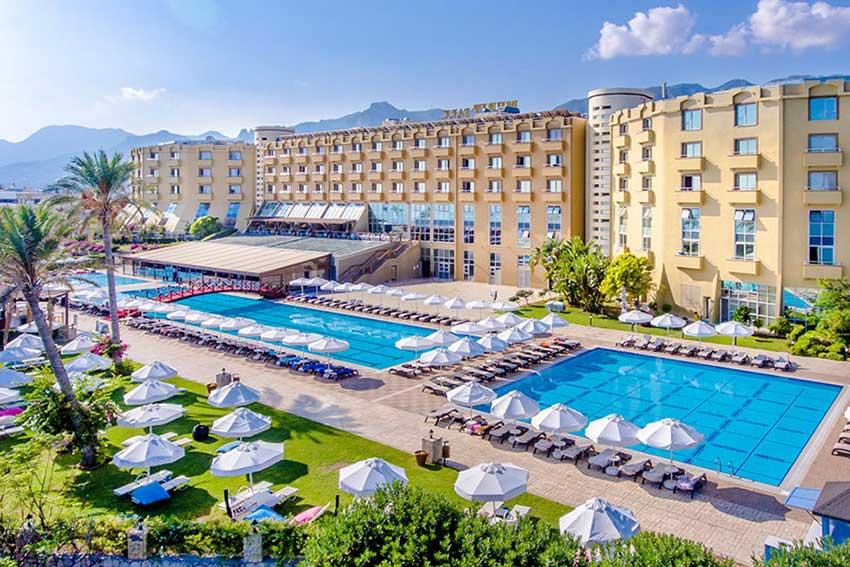 Merit Park Hotel Kyrenia Cyprus