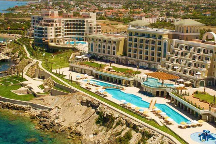 Merit Royal Premium Hotel - Kyrenia, North Cyprus