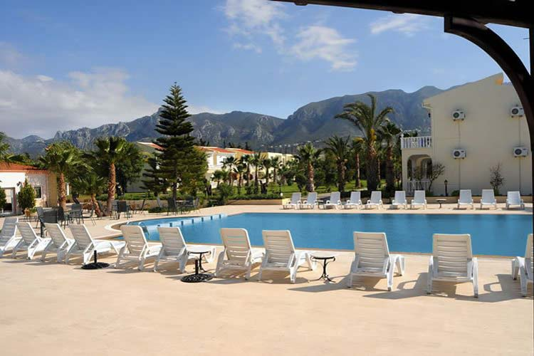 Mountain View Hotel Villas Kyrenia Northern Cyprus