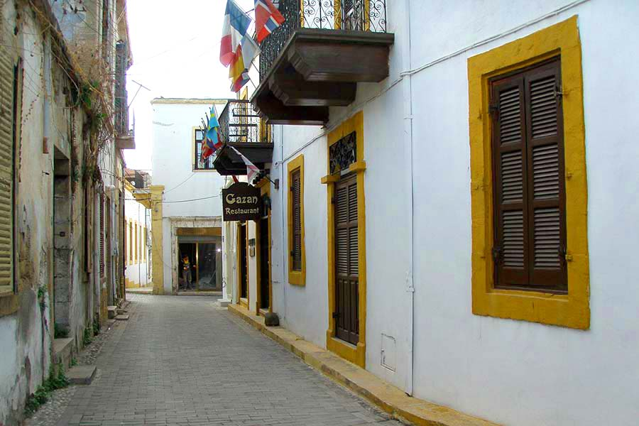 Nostalgia boutique hotel kyrenia northern cyprus for Boutique hotels cyprus