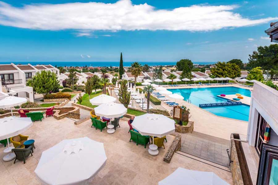 Olive Tree Hotel - Kyrenia, North Cyprus