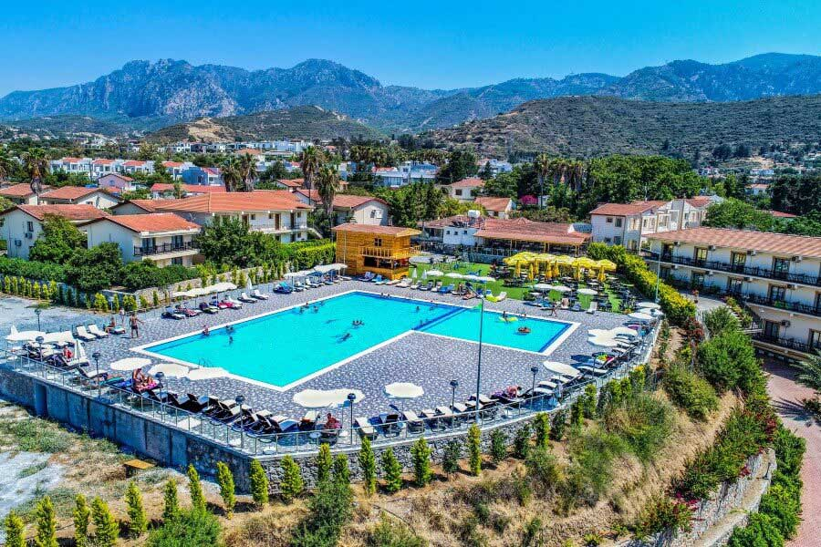 Riverside Garden Resort - Kyrenia, North Cyprus
