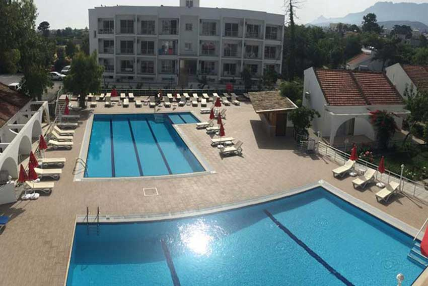 Rose Gardens Holiday Village - Kyrenia, Northern Cyprus