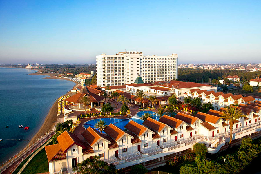Salamis Bay Conti Resort Hotel - Famagusta North Cyprus