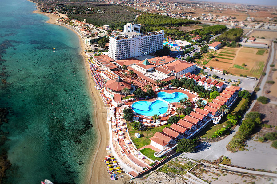 Salamis Bay Hotel North Cyprus