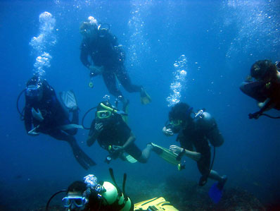 Scuba Diving in North Cyprus