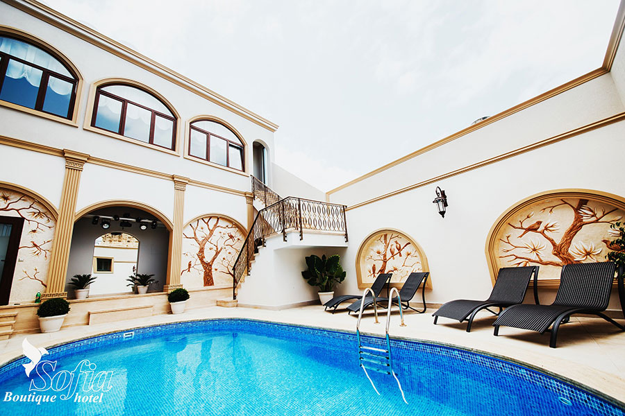 Sofia Boutique Hotel - Kyrenia, North Cyprus